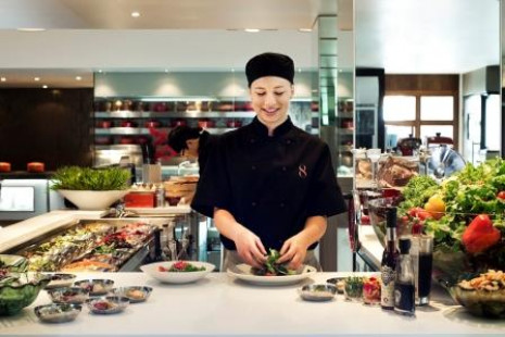 Chef in Eight at The Langham