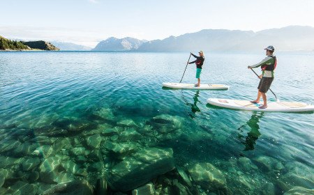 SUP Lake Wanaka