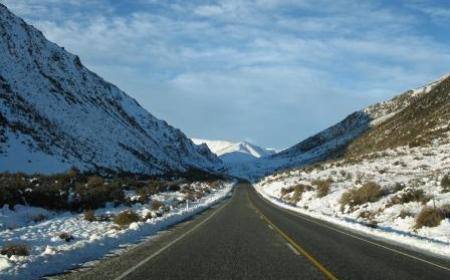 New Zealand Travel Organiser Ltd Francine Griffin Cruising through the Lindis Pass Central Otago