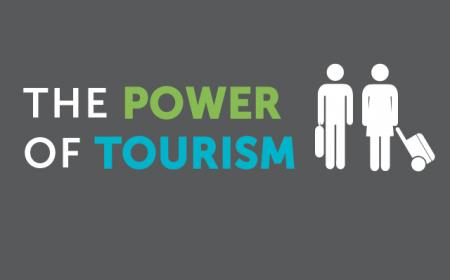The Power of Tourism block