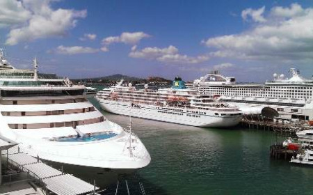 Cruise Ships ATEED