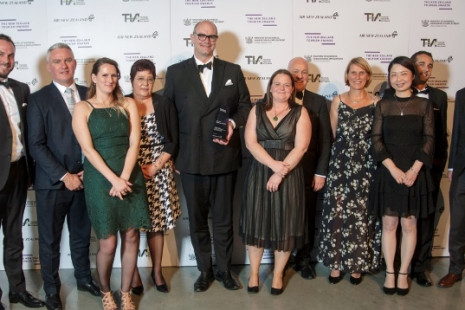 New Zealand Tourism Awards thl