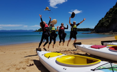 Abel Tasman National ParkourTata BeachAlexandra RichardGolden Bay Kayaks resized
