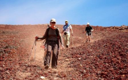 Adventure Safety Tongariro National Park Malcom ONeill Hiking New Zealand3