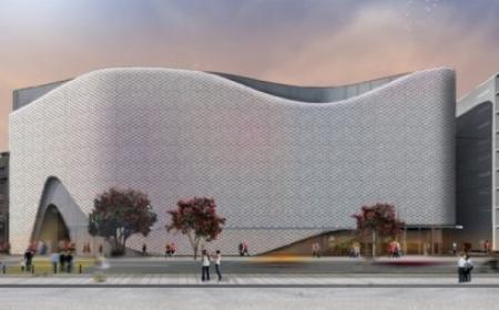 Wellington Movie Museum and Convention Centre approved 150m design2