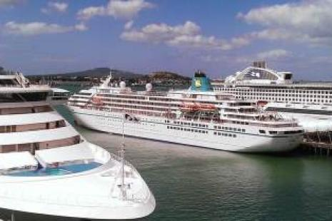 Cruise Ships Auckland 2